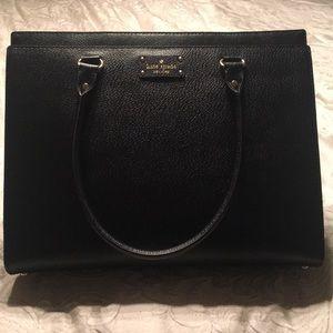 Kate Spade Wellesley Black Bag